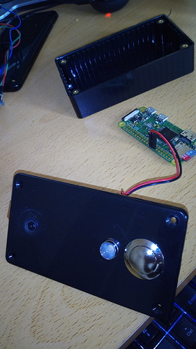 Door bell with pi camera and motion detection - Share your Projects