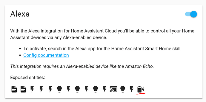 Anyway to expose a sensor value to Alexa/Echo/Google