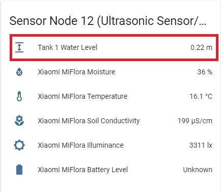 ESPHome water level sensor - ESPHome - Home Assistant Community