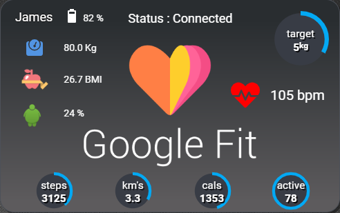 Mi Band 3/Amazfit BIP Integration [Updated 10/01/2019