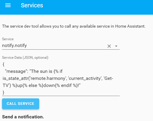 If-then-else used in Service Data - Home Assistant Community