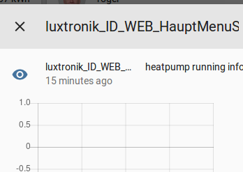 Writing a component for Luxtronik Heatpumps - Development - Home