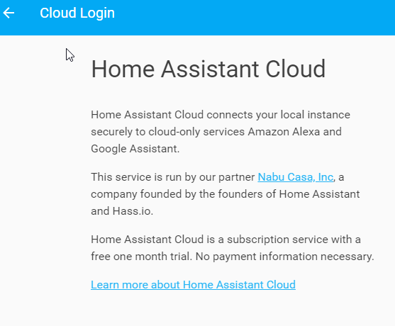 Introducing Home Assistant Cloud - Home Assistant