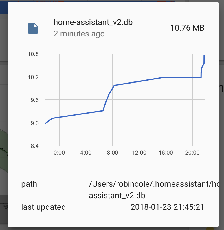 File size custom component - Share your Projects! - Home Assistant