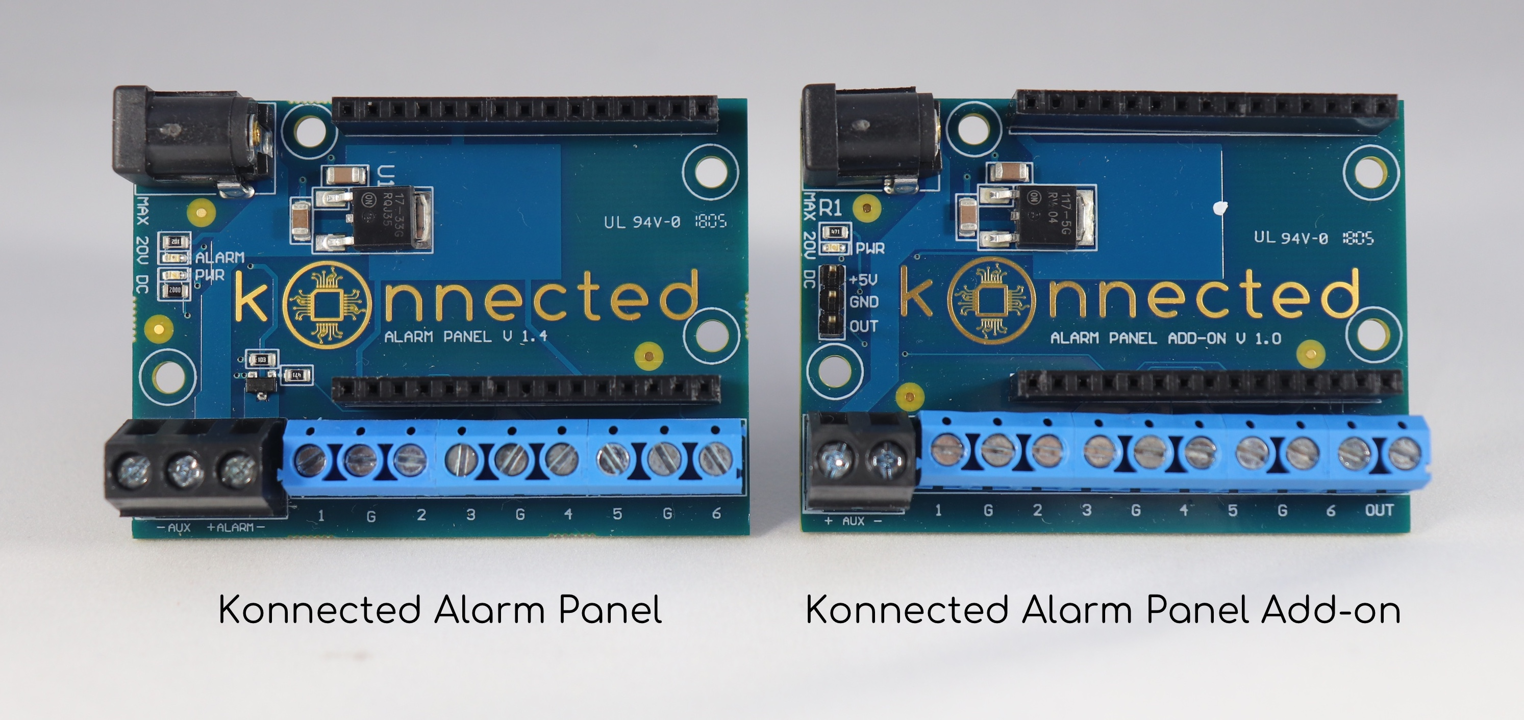 Konnected Alarm Panel - connect a wired alarm system to HA