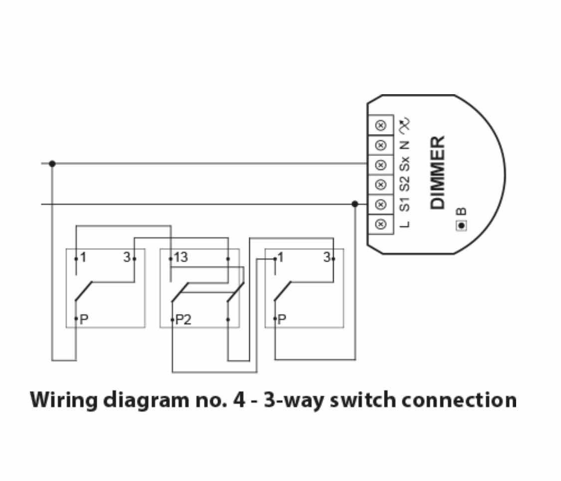 Fan Switch Wiring Diagram On 4 Way Switch Wiring Diagram Variations