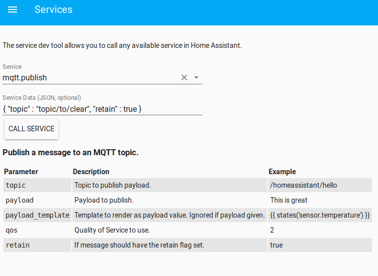MQTT - How to remove retained messages? - Configuration