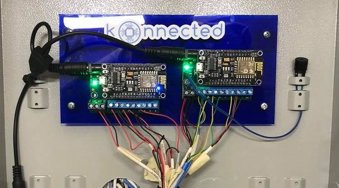 Konnected Alarm Panel - connect a wired alarm system to HA ... on